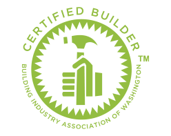 BIAW's Certified Builder Designation