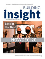 Building Insight November/December 2020 Monthly Issue